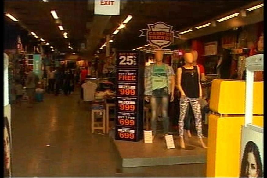Woman Secretly Filmed in Changing Room of Mall in Kolkata