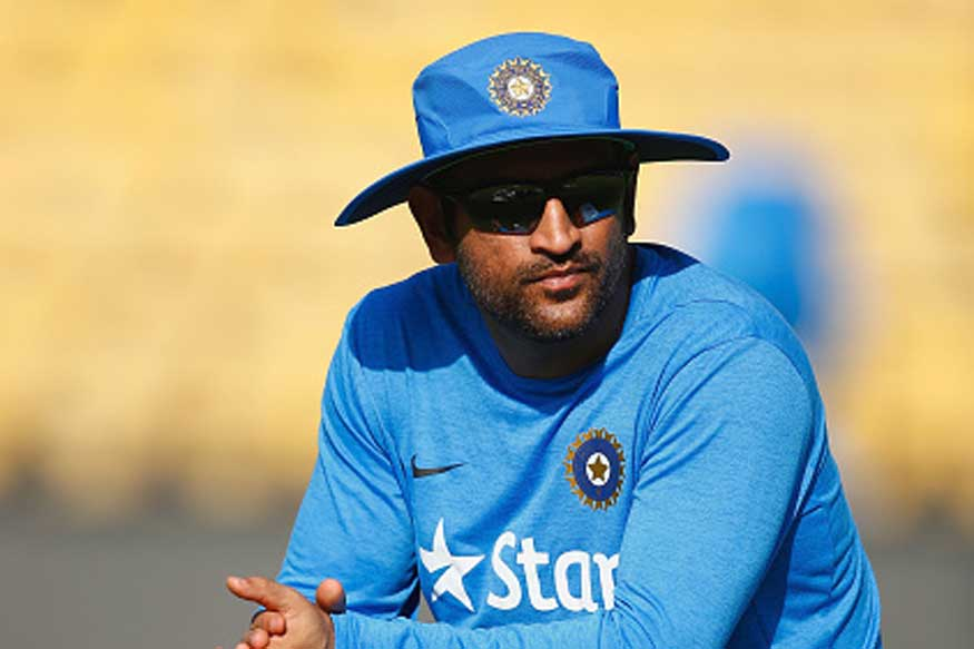File photo of India's ODI skipper MS Dhoni. (Getty Images)