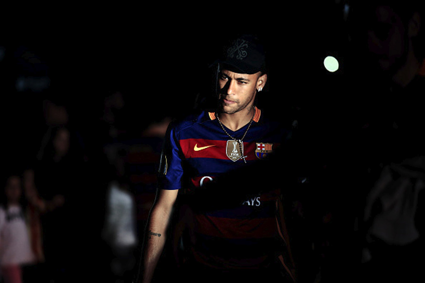 A file photo of Neymar. (Getty images)