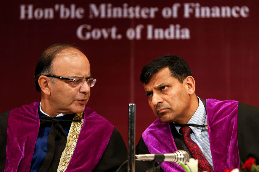 Jaitley Urges Calm After Brexit; Rajan Says 'Don't Over-Forecast'