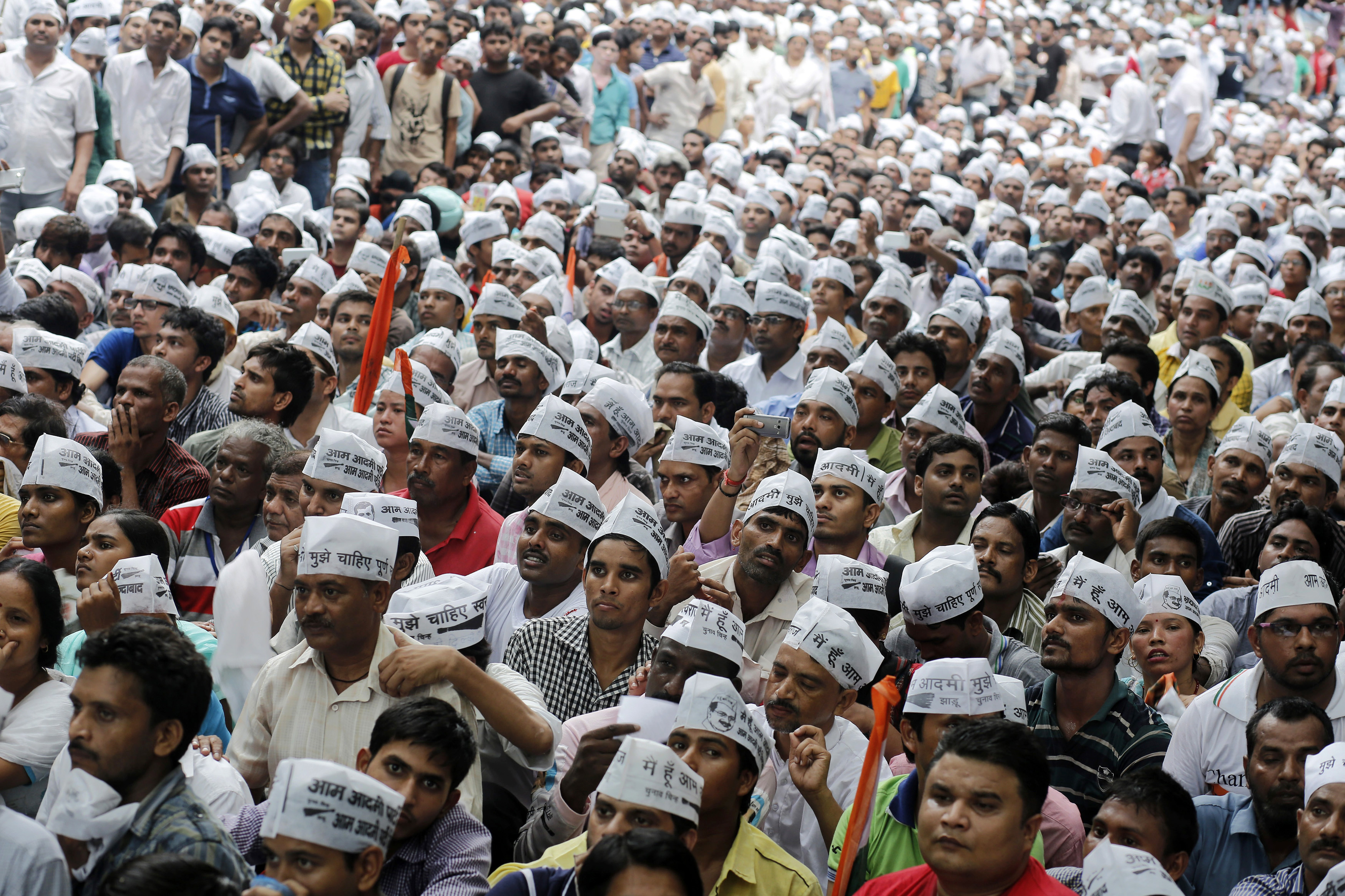 'Aam Aadmi' Not Just About A 'Common Man'