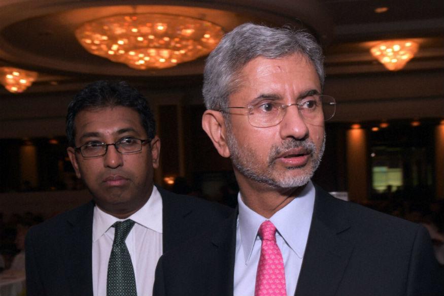 Foreign Secretary S Jaishankar Gets One-year Extension