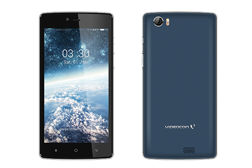 Videocon Launches New 4G VoLTE-enabled Smartphone at Rs 10,000