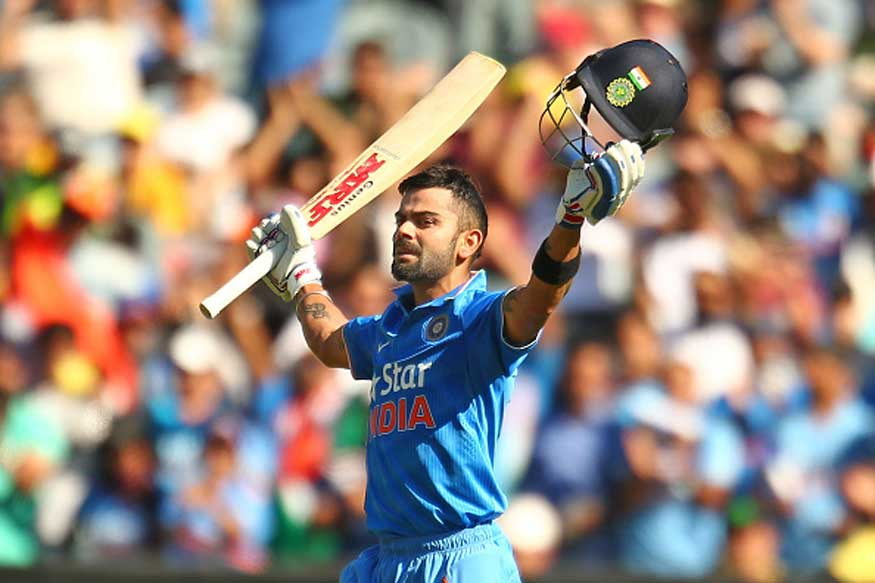 India vs New Zealand 3rd ODI: Virat Kohli