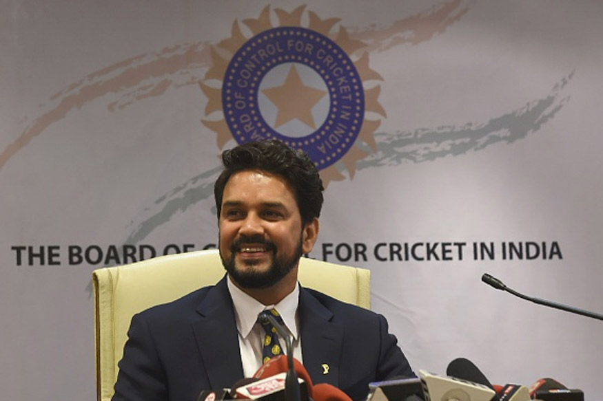File image of Anurag Thakur  (Getty Images)