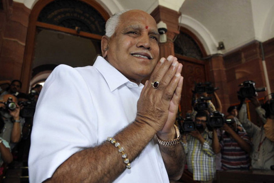 Yeddyurappa Dismisses Rahul Gandhi as 'Opportunist Hindu', Confident of Winning 150+ Seats in Karnataka
