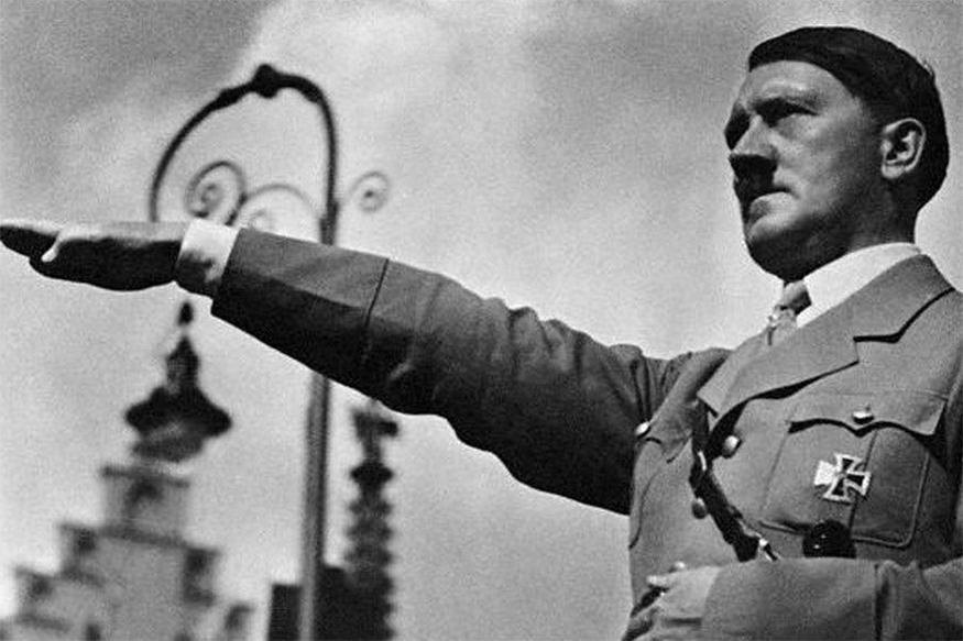 File photo of Adolf Hitler