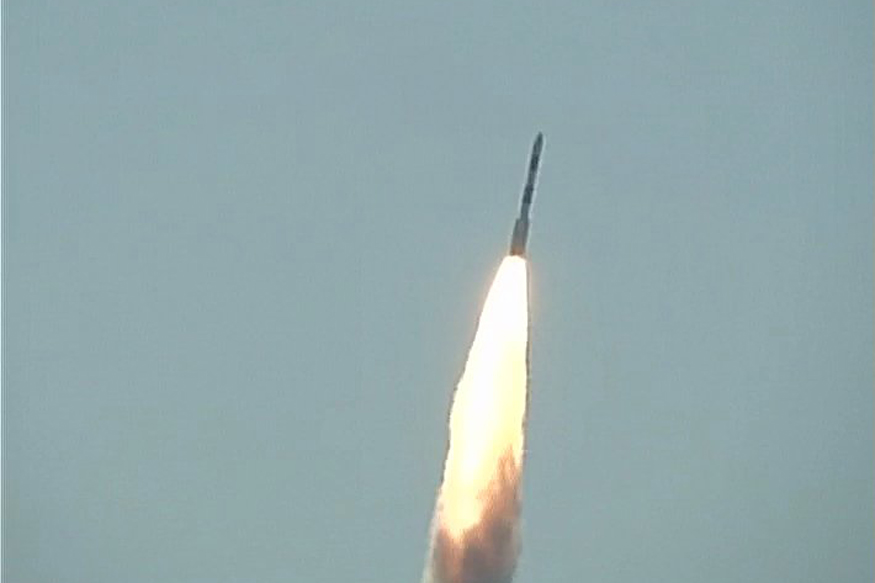 ISRO's Record Launch Includes US, Germany & Google Satellites