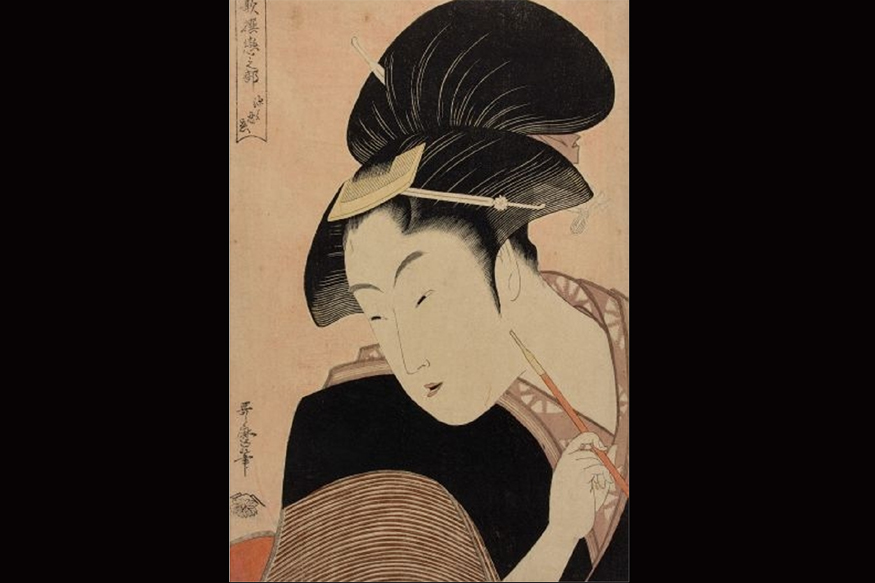 Japanese Woodblock Print Sold For 745,000 Euros