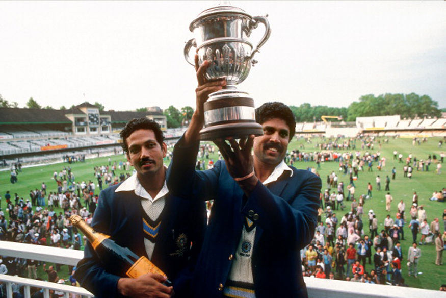 Image result for kapil dev world cup 1983 final