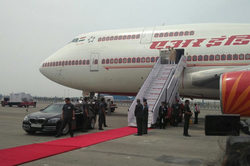 Modi Leaves for SCO Summit, To Discuss NSG Bid with Chinese President
