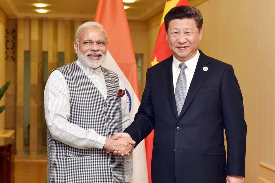 Modi Meets Jinping, Seeks Support for India's NSG Bid