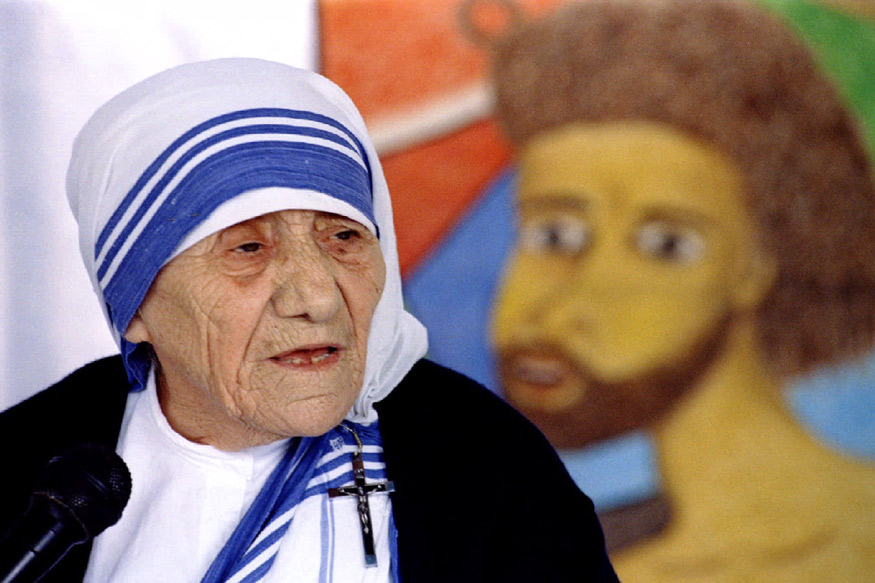 Rescued by Mother Teresa, He Returns From London to Pay Homage