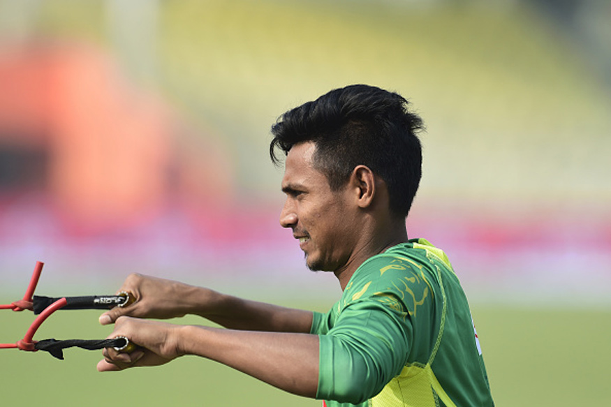 Bangladesh's Mustafizur Rahman Nears Full Fitness Ahead of Oz Training Camp