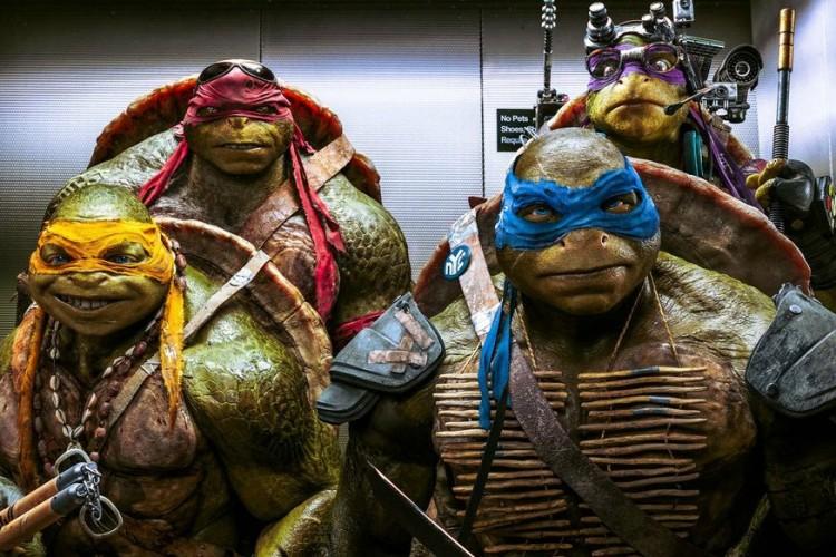 'Teenage Mutant Ninja Turtles: Out Of The Shadows' Vs 'The