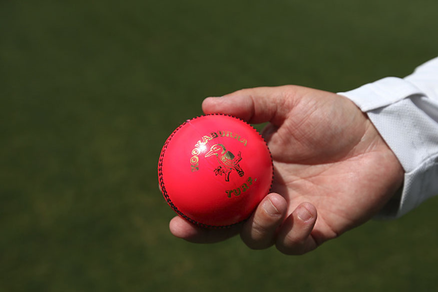 Pink Ball (Picture Credit: Getty Images)