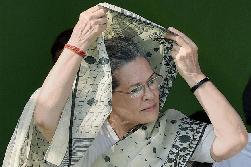 Sonia to Host Lunch for Oppn Leaders Today, On Table is Presidential Poll