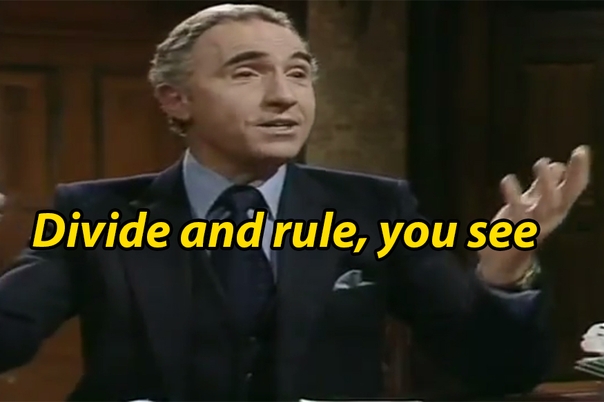 Blast From The Past A Clip From The Brit Sitcom Yes Minister That Explains Why Uk Joined Eu