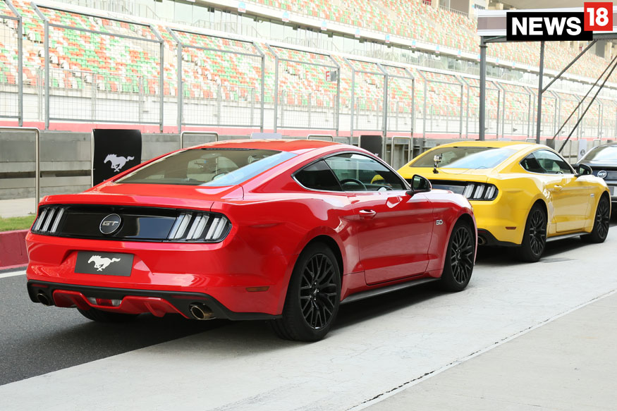 2016 Ford Mustang GT 4