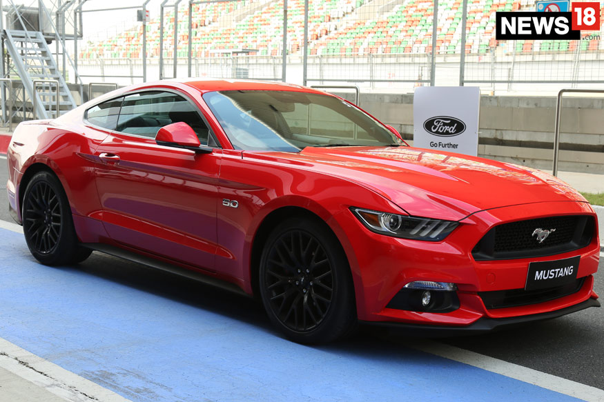 Ford Mustang Gt First Drive Review A Muscle Car With Loads