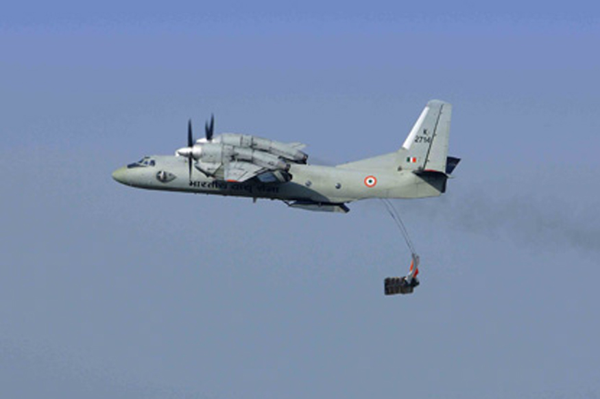 Live Updates: Massive Search On After Indian Air Force Plane AN-32 Goes Missing - News18