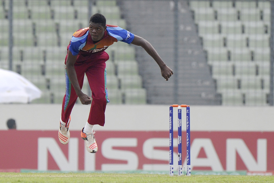 West Indies Include Alzarri Joseph for Second Test Against India