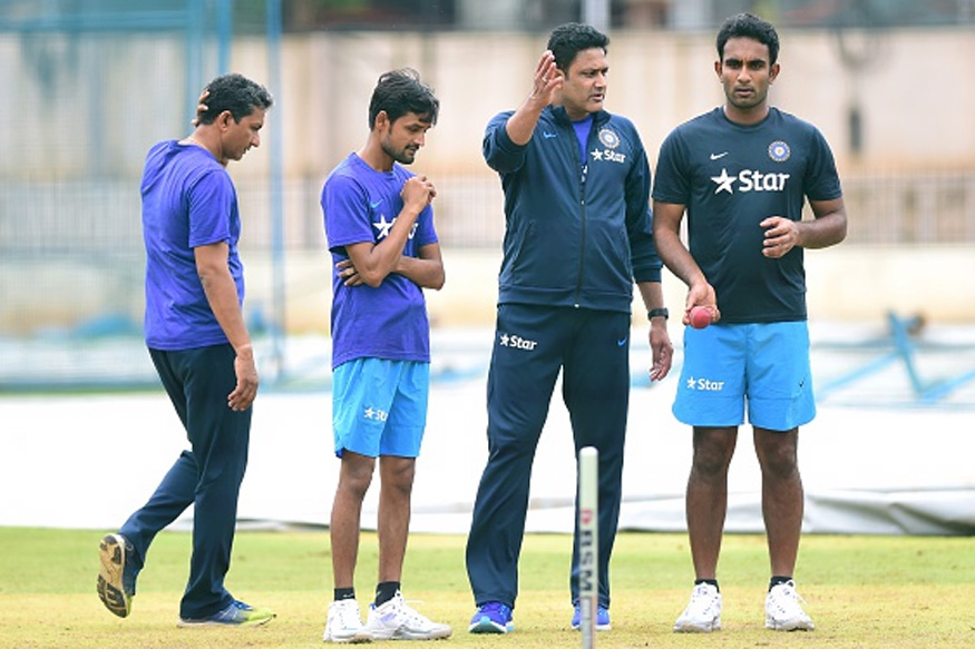 File photo of Anil Kumble (Picture Credit: Getty Images)