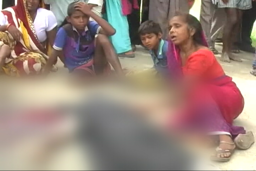 Dalit Couple Fails to Pay Rs 15 Loan; Hacked to Death in UP