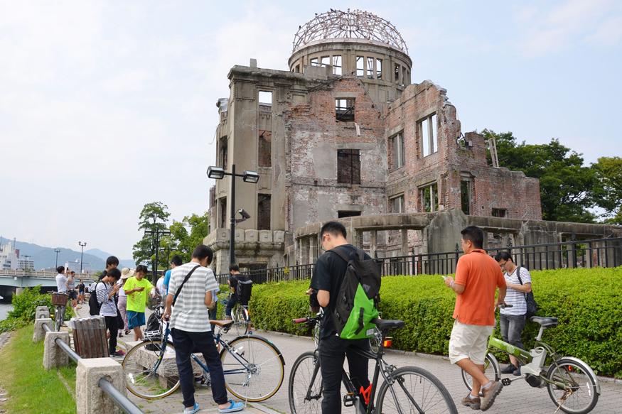 Pokemon Go: Hiroshima Displeased As Bomb Memorial Park Becomes Pokestop