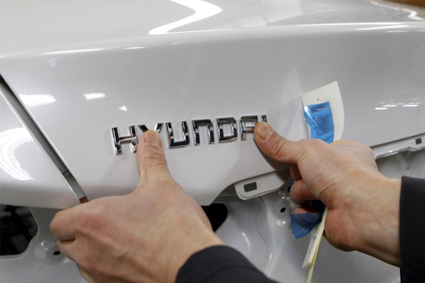 Hyundai Discontinue Production at China Plant For a Week Amid Diplomatic Stand-Off