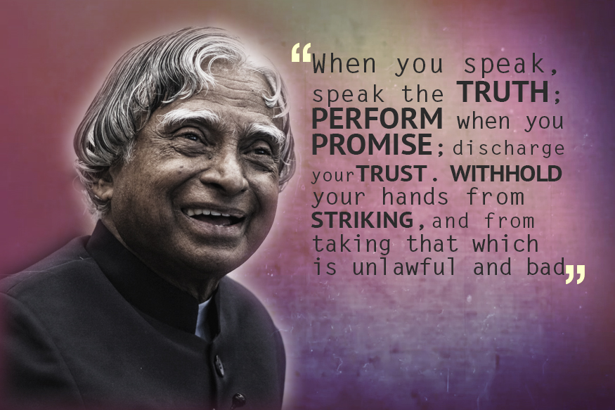 adbul kalam admire Abdul kalam, who passed away last month on 27th july 2015 he is one of the  top scientists in india, a sharp thinker, a youth iconic personality we all know him .