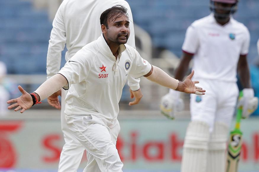 Amit Mishra Toils Hard in Optional Practice Session