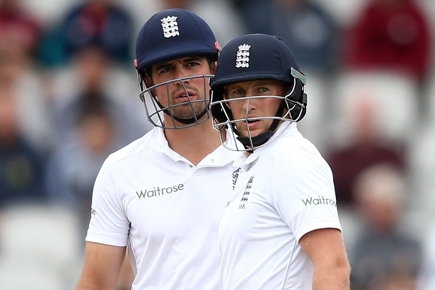 Alastair Cook Glad to Get