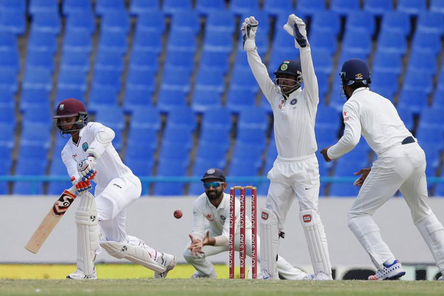 1st Test: Ashwin Stars in India
