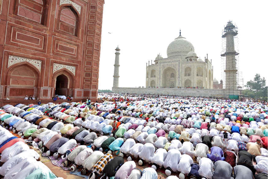 VVP Sharma's Blog : Eid 'Mubarak': 'Happy' Eid Good Enough Too