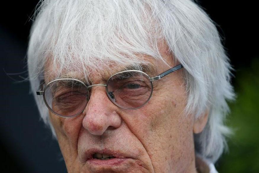 Bernie Ecclestone's Pilot Held for Mother-in-Law Kidnap