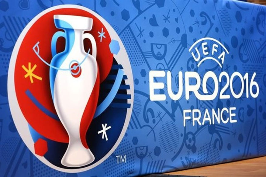 Logo of  Euro 2016 soccer championships. (Reuters Image)