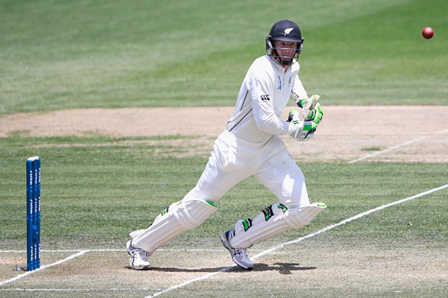 Zimbabwe Vs New Zealand Live Score: 1st Test, Day 2