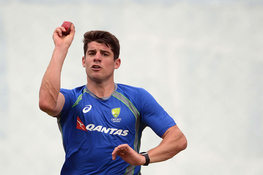 Henriques in, Maxwell Out of Australia