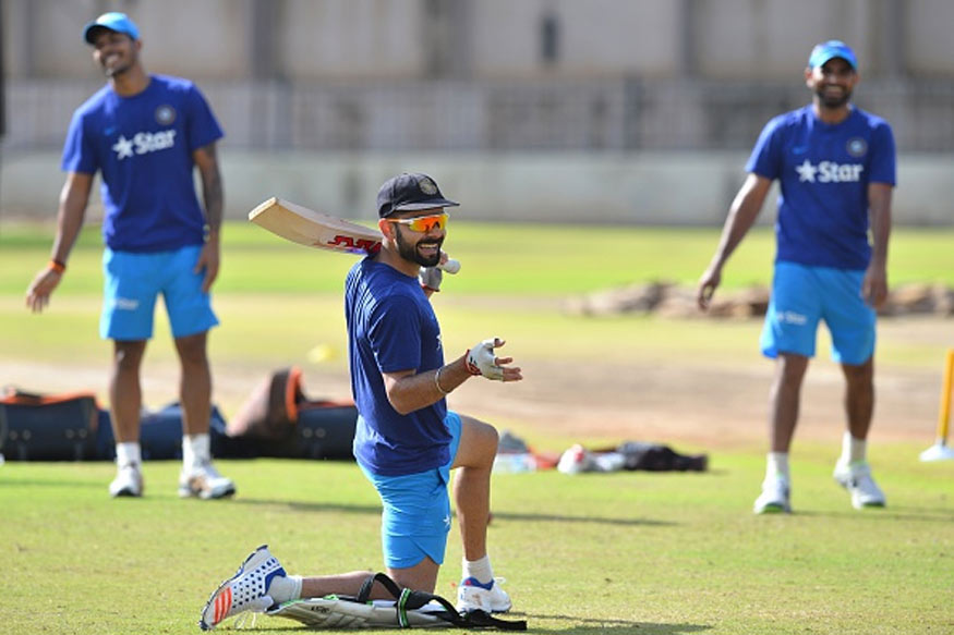 Team India Get Into Jamaican Groove With Heavy Work-Out