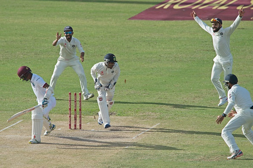 India vs West Indies Live Score: Indian on Top as Bravo Falls