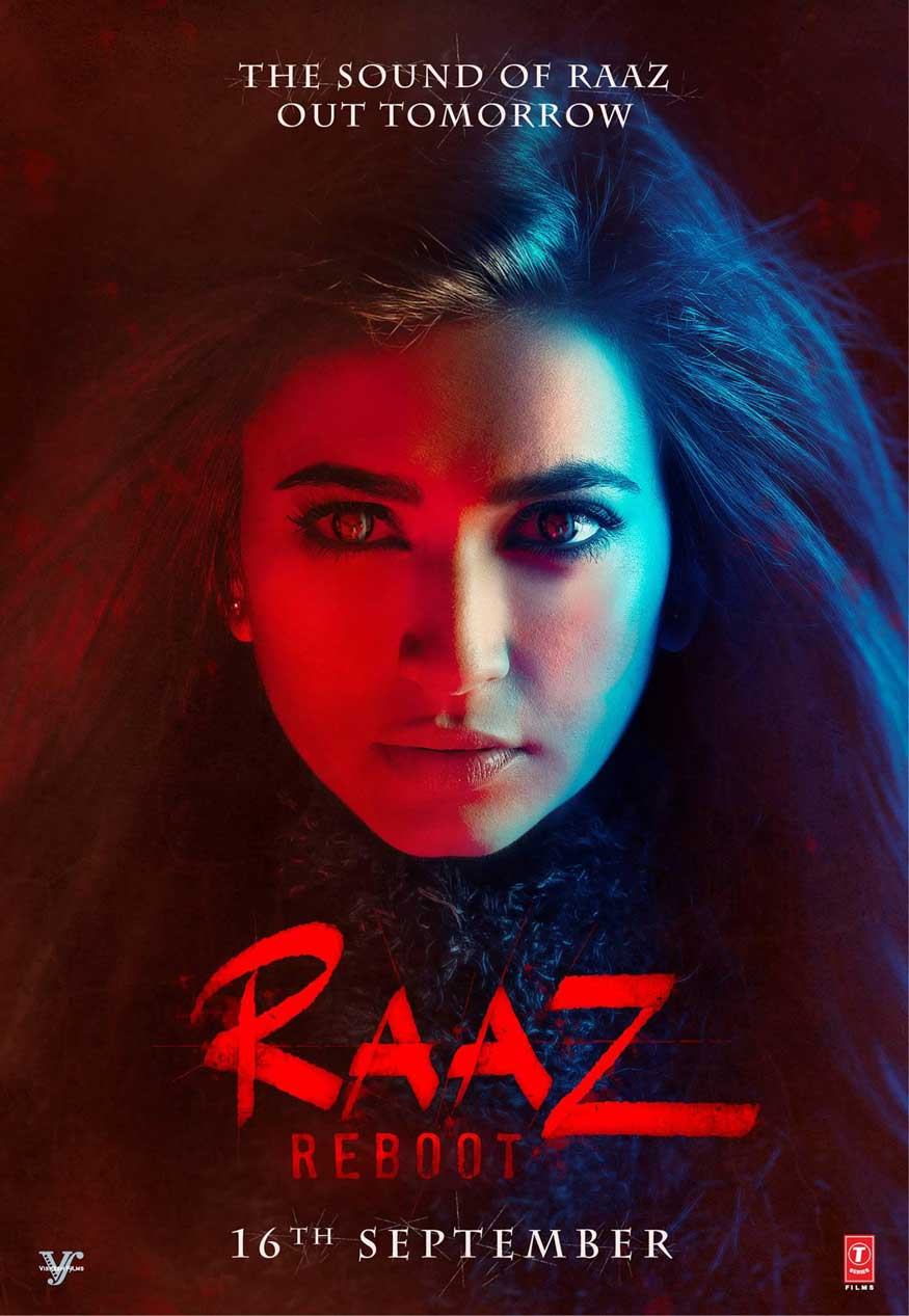 u0026#39;Raaz Rebootu0026#39; First Poster Reflects Fear, Mystery - News18