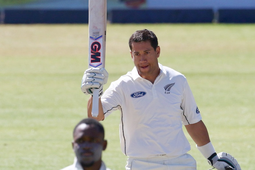 1st Test: Taylor, Watling Hit Tons as New Zealand Close in on Victory