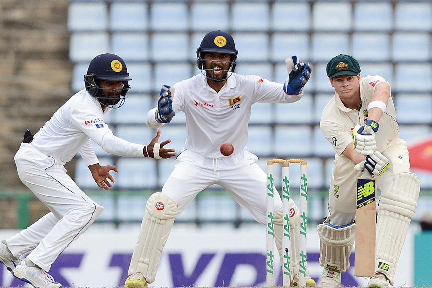 Sri Lanka Vs Australia Live Score: 1st Test, Day 5