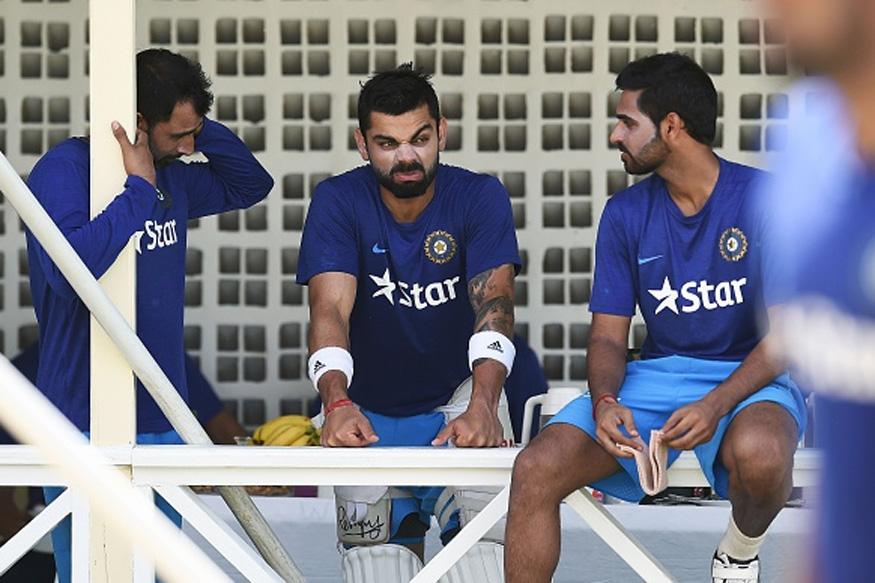 Kohli hits maiden Test double century as India pile up runs