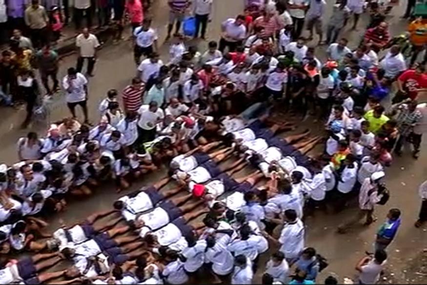 Dahi Handi Mandals Defy SC's Human Pyramid Ruling in Maharashtra