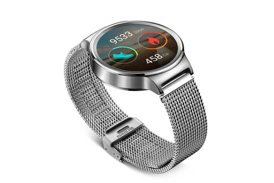 huawei watch stainless steel edition launched at rs 22 999 news18. Black Bedroom Furniture Sets. Home Design Ideas