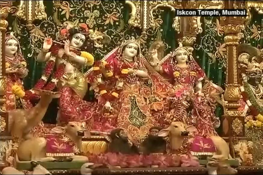 Security Stepped Up in Mathura for Krishna Janmashtami Celebrations