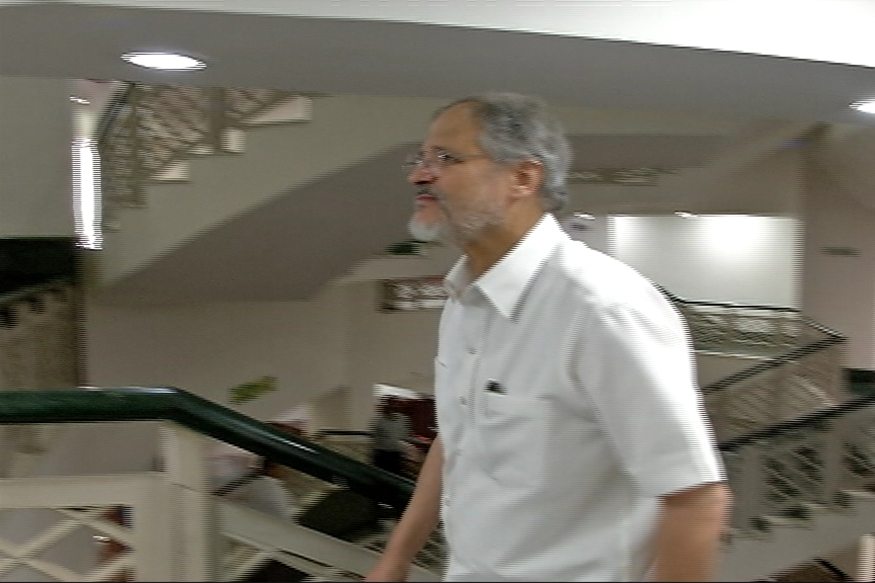 Able administrator known writer najeeb jung 39 s for An najeeb cuisine