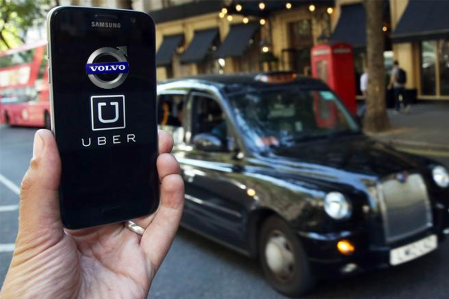 Volvo and Uber Team up for Developing Self-Driving Cars